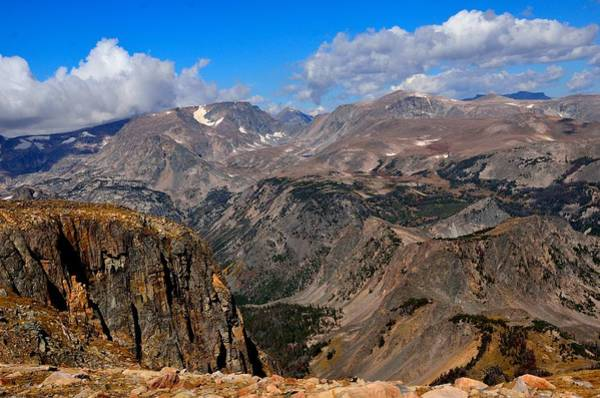 Photograph - The Beartooth Mountains by Tranquil Light  Photography