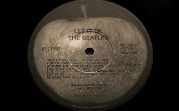 Let It Be Wall Art - Photograph - The Beatles Let It Be by Dan Sproul