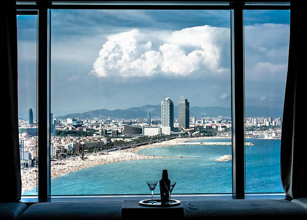 Photograph - The Beautiful Barcelona Of Spain by Sotiris Filippou