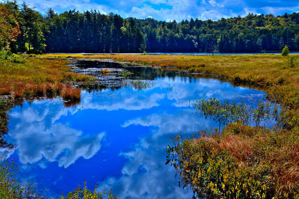 Photograph - The Beautiful Cary Lake - Old Forge New York by David Patterson