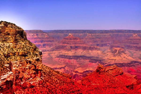 Photograph - The Beautiful Grand Canyon by David Patterson