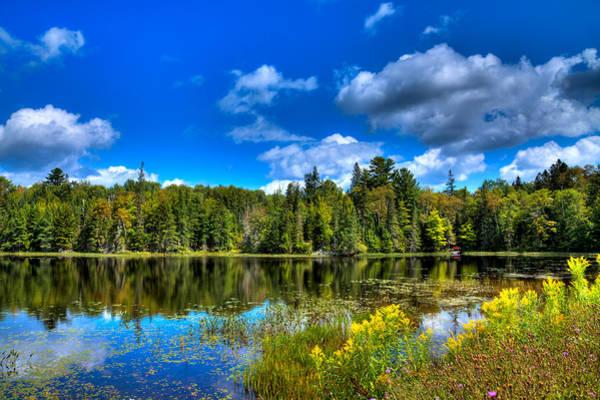 Photograph - The Beautiful Lake Abanakee by David Patterson