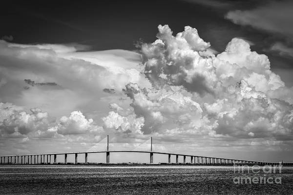 Cove Photograph - The Beautiful Skyway by Marvin Spates