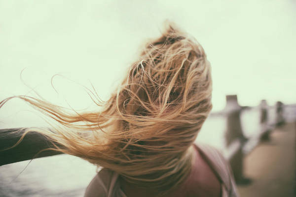 Windy Photograph - The Beauty Of A Cyclops by Txules