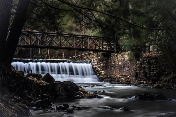 Wall Art - Photograph - The Beauty Of Clear Creek by Anthony Thomas