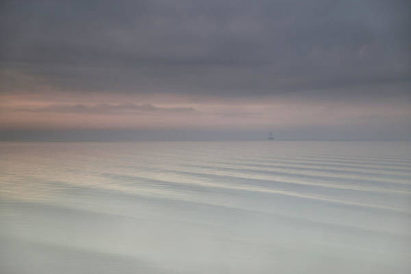 Ripples Photograph - The Beauty Of The Wadden Sea by Anna Zuidema