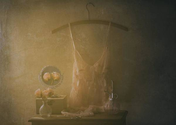 Night Life Photograph - The Bedroom by Delphine Devos