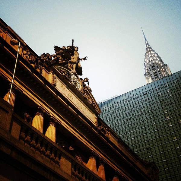 New York City Wall Art - Photograph - The Big Apple by Natasha Marco