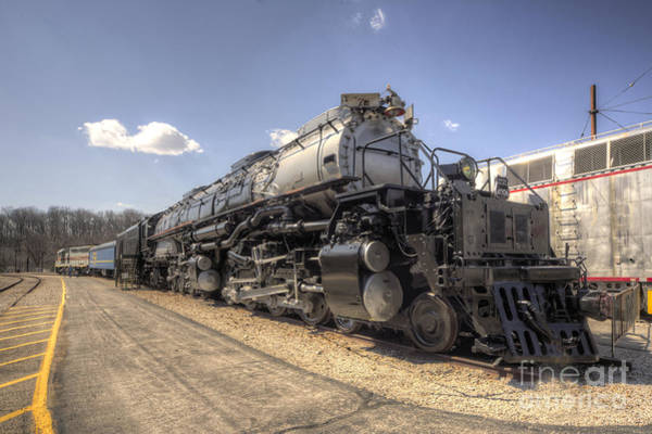 Big Boy Photograph - The Big Boy  by Rob Hawkins
