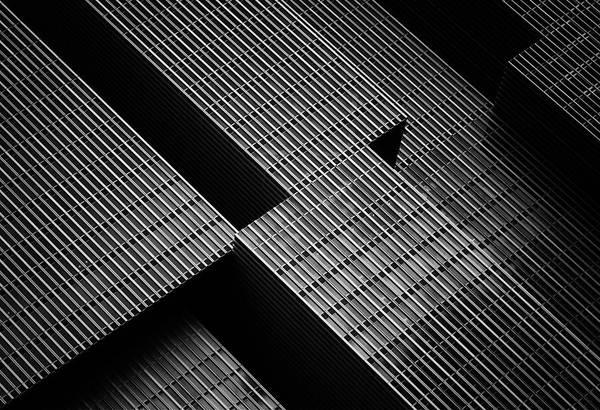 Blocks Wall Art - Photograph - The Big Building by Jeroen Van De