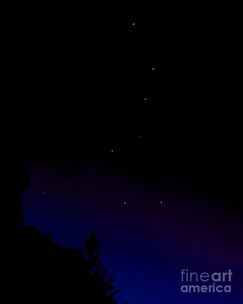 Photograph - The Big Dipper by Jemmy Archer