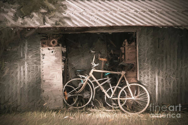 Photograph - The Bike Shed by Jorgo Photography - Wall Art Gallery