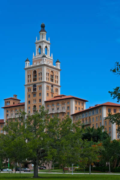 Photograph - The Biltmore by Ed Gleichman