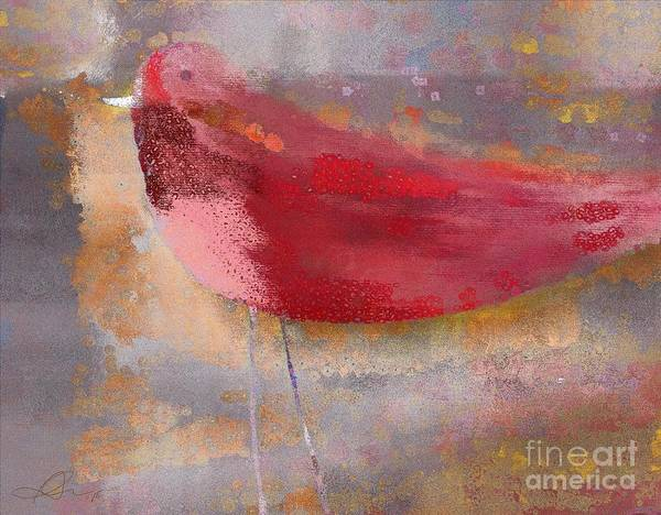Wall Art - Painting - The Bird - J0911b2-s01 by Variance Collections