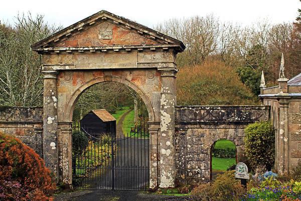 Photograph - The Bishop's Gate by Jennifer Robin