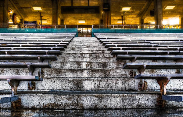 Photograph - The Bleachers by Robert FERD Frank