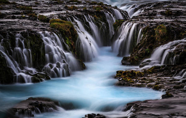 Stream Photograph - The Blue Beauty by Sus Bogaerts