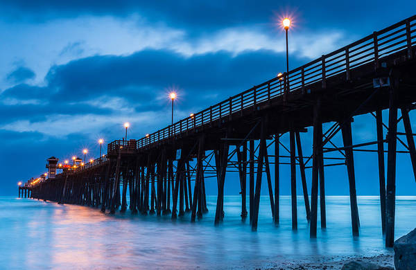 Photograph - The Blue Hour by Tassanee Angiolillo