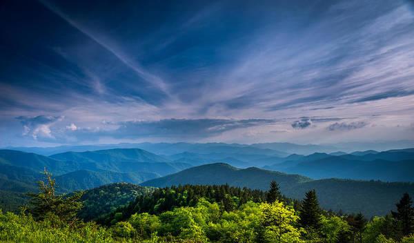 Photograph - The Blue Ridges by Joye Ardyn Durham