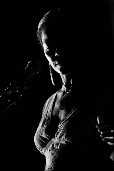 Photograph - The Blues Singer by Goyo Ambrosio