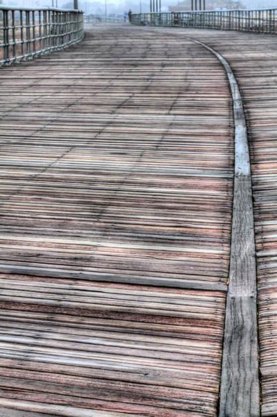 Photograph - The Boardwalk II by JC Findley