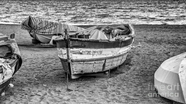 Wall Art - Photograph - The Boat by Eugenio Moya