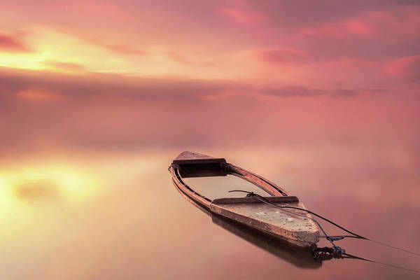 Wall Art - Photograph - The Boat by Joaquin Guerola