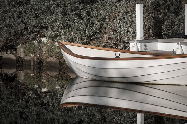 Photograph - The Boat Narcissus by Kevin Bergen
