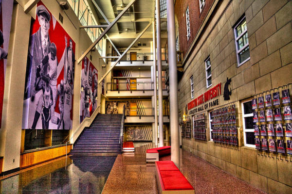 Photograph - The Bohler Athletic Complex - Washington State University by David Patterson
