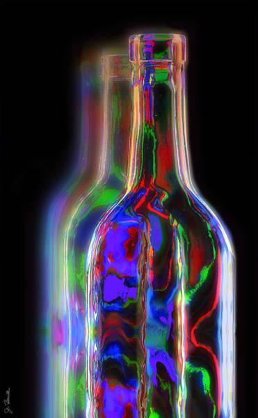 Wall Art - Photograph - The Bottle Electric by Joe Bonita