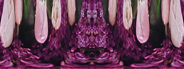 Unleashed Digital Art - The Bouquet Unleashed 39 by Tim Allen
