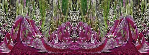 Unleashed Digital Art - The Bouquet Unleashed 65 by Tim Allen