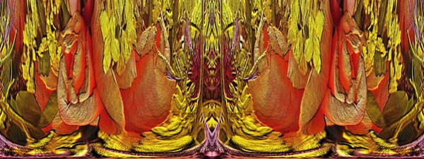 Wall Art - Digital Art - The Bouquet Unleashed 73 by Tim Allen