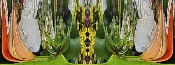 Wall Art - Digital Art - The Bouquet Unleashed 89 by Tim Allen