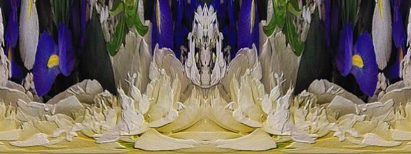 Wall Art - Digital Art - The Bouquet Unleashed 93 by Tim Allen