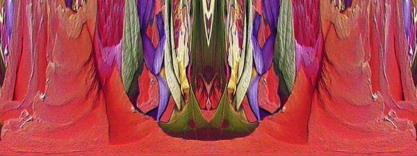 Wall Art - Digital Art - The Bouquet Unleashed 94 by Tim Allen