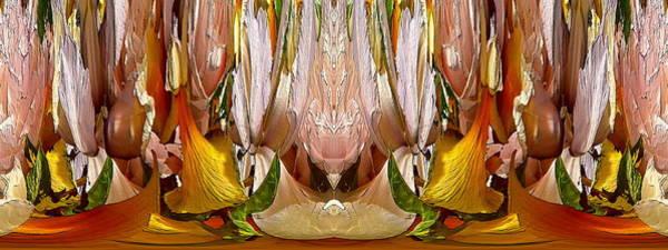 Unleashed Digital Art - The Bouquet Unleashed 95 by Tim Allen