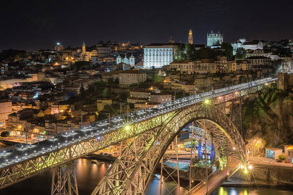 Douro Wall Art - Photograph - The Bridge by Abelc.