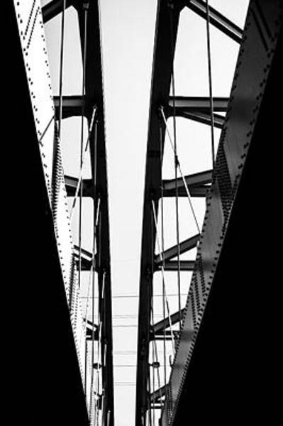 Wall Art - Photograph - The Bridge by Andrew Kubica