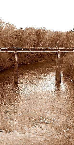 Brian Wilson Wall Art - Photograph - The Bridge by Brian Wilson