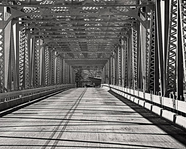 Photograph - The Bridge by Charles McKelroy