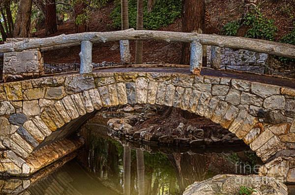 Photograph - The Bridge by Donna Greene