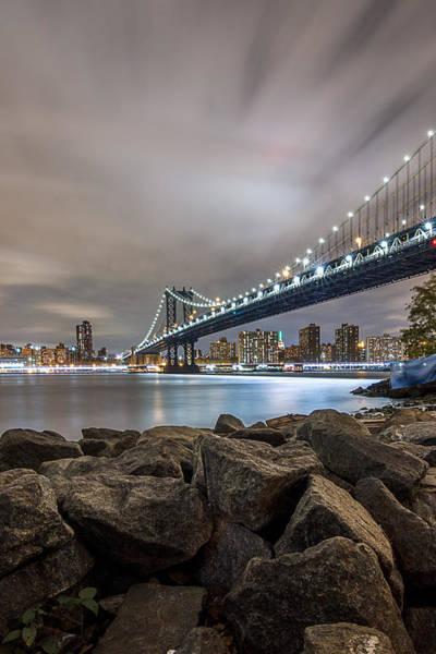 The Bridge Of 2 Cities Art Print