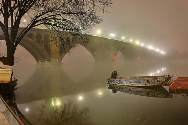 Photograph - The Bridge To Nowhere by Metro DC Photography