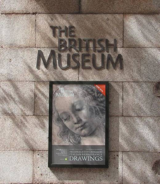 Photograph - The British Museum by Keith Stokes