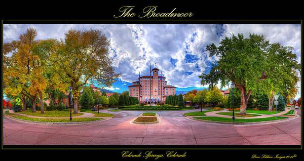 Hotel Photograph - The Broadmoor by David Soldano