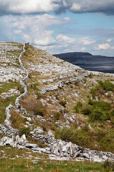 The Burren Photograph - The Burren, County Clare by Photography By Deb Snelson