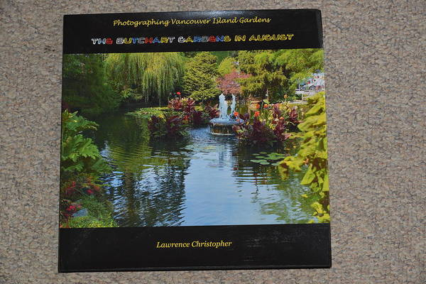 The Butchart Gardens - Photos By Lawrence Christopher Art Print