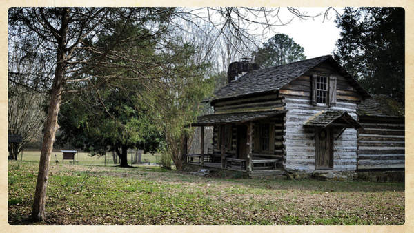 Photograph - The Cabin In The Park by George Taylor