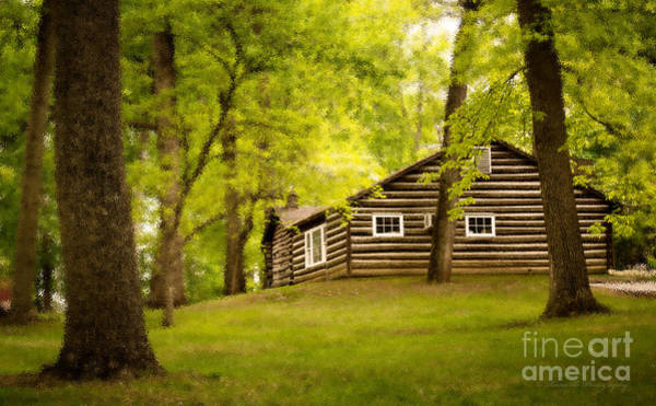 Photograph - The Cabin by Rima Biswas